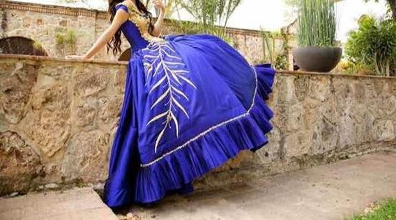 Vestido De Xv De Diseñador