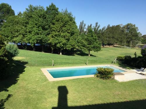 Imagen 1 de 14 de Villa Italiana Con Vista Al Lago Y Salida Al Golf Hoyo7