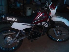 Yamaha Dt 175 Enduro Rojo
