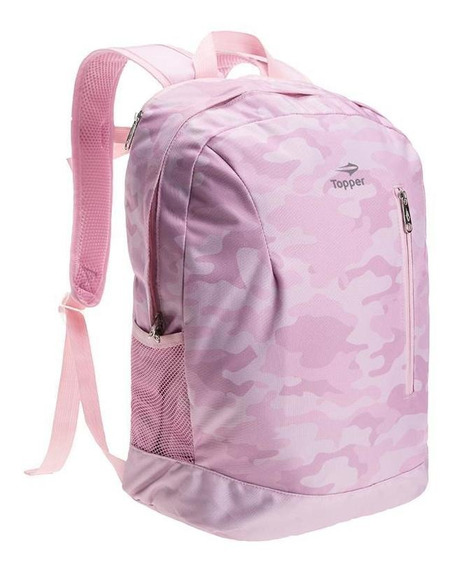Mochila Topper Active Printed Mujer 160681