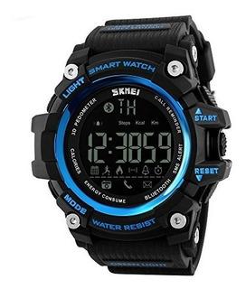 Reloj Deportivo Reloj De Pulsera Digital Para Hombres Con Mo