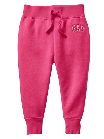 Pantalón Con Frisa Gap