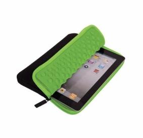 Case Noteship Ref:0551 Bubbles 10 Netbook/tablet Verde