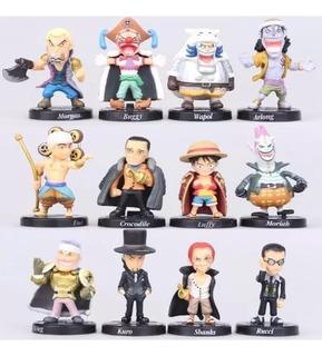 One Piece Morgan, Buggy, Wapol, Arlong,enel,crocodile, Luffy