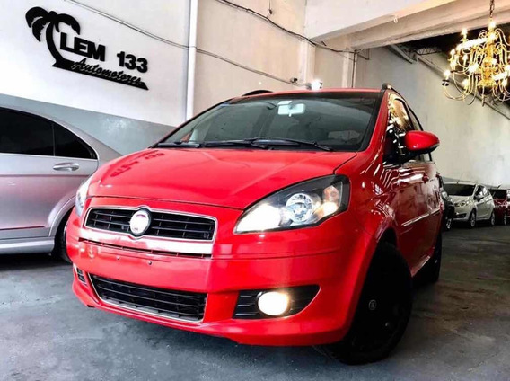 Fiat Idea Sporting 1.6n C /cuero Full-full , Anticipo $