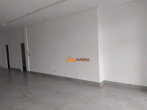 Loja Para Alugar, 74 M² Por R$ 3.000,00/mês - Jardim América - Ribeirão Preto/sp - Lo0055