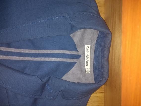Blazer Calvin Klein Slim Fit , Rewind , Vermonti