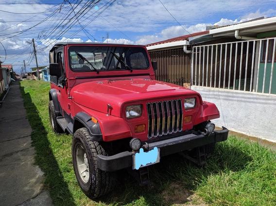 Jeep Wrangler Clasico 1991