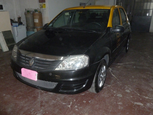 Renault Logan 2013 Taxi