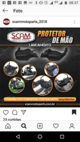Protetor Mao Scam Motos Tiger 800
