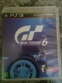 Gran Turismo 6 Ayrton Senna Midia Fisica Ps3