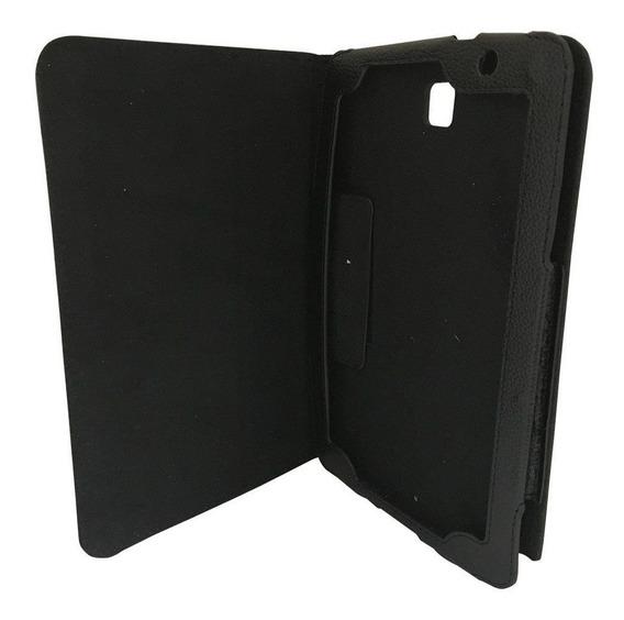 Capa De Couro Para Samsung Galaxy Note 8.0 N5100 - Preta