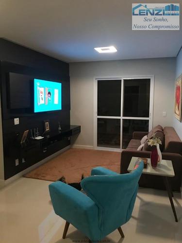 Imagem 1 de 20 de Apartamentos À Venda  Em Bragança Paulista/sp - Compre O Seu Apartamentos Aqui! - 1450253