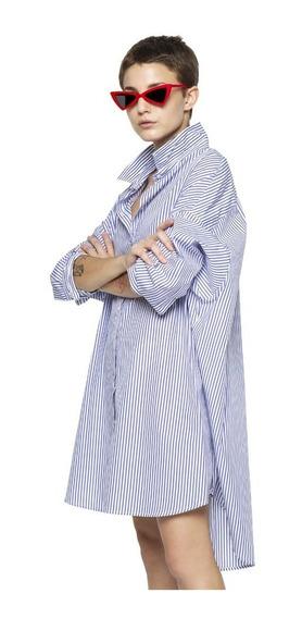 Camisa Patrick Casual Mujer Complot