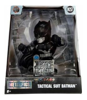 Batman Metalfigs Dc Justice League Nuevo En Caja 6,5 Cm