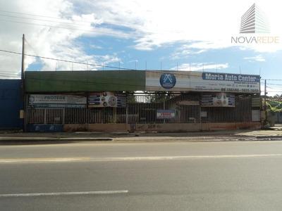 Galpão Comercial À Venda, Centro, Araruama - Ga0002. - Ga0002