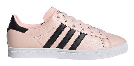 Zapatillas adidas Coast Star Ros/neg De Mujer