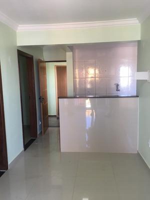 Apartamento Com 2 Quartos Semi Suíte