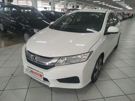 Honda City Lx 1.5 16v Flex, Fjw0049