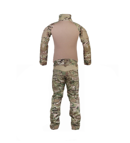 Set 10x Uniforme Militares Táctico Gotcha Paintball Airsoft