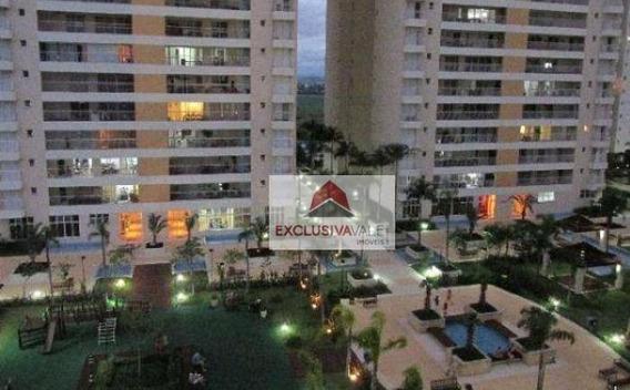 Apartamento Com 3 Dormitórios À Venda, 156 M² Por R$ 805.000 - Jardim Das Indústrias - São José Dos Campos/sp - Ap2614