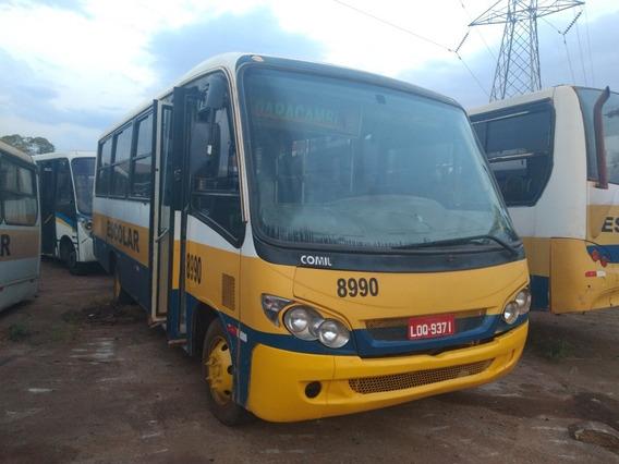 Cód. 25 Micro Ônibus Urbano Mercedes Benz Comil Piá Rural