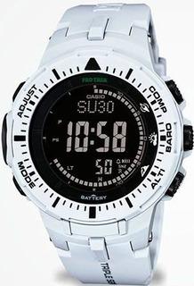 Reloj Digital Casio Pro-trek Prg-300-3dr Sumergible