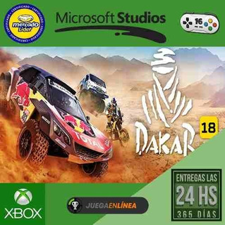 Dakar 18 - Xbox One - Modo Local