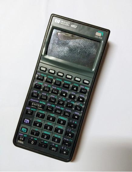 Calculadora Hp48gx