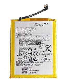 Bateria Pila Motorola Moto G7 Power Xt1955 Jk50 One Power