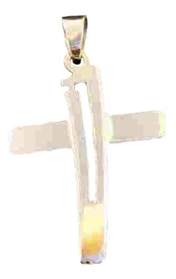 Cordão 25g + Crucifixo 5g - Ouro 18k 750