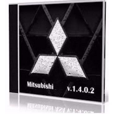 Mitsubishi Catálogo Partes Epc Despiece 2015