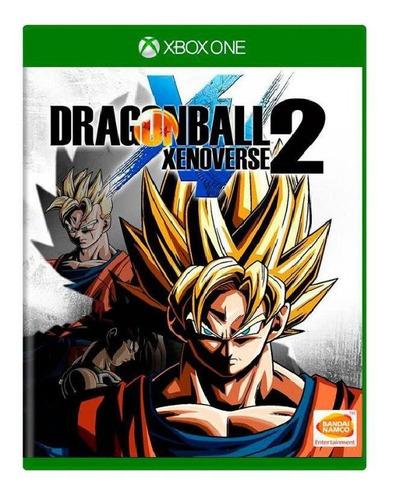 Dragon Ball: Xenoverse 2 - Usado - Xbox One