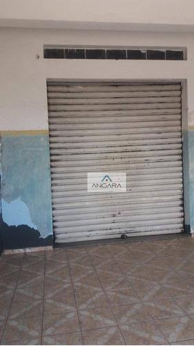 Salão Em Local De Movimento Em Guarulhos - Sl0002