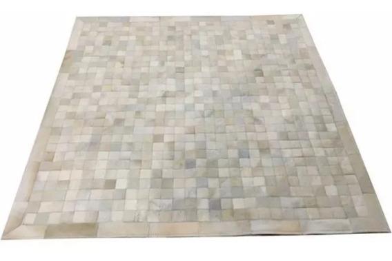 Tapete De Couro 3,00x2,00 Placas 5x5 Decoração