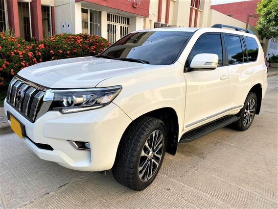 Toyota Prado Txl 2017 (negociables)