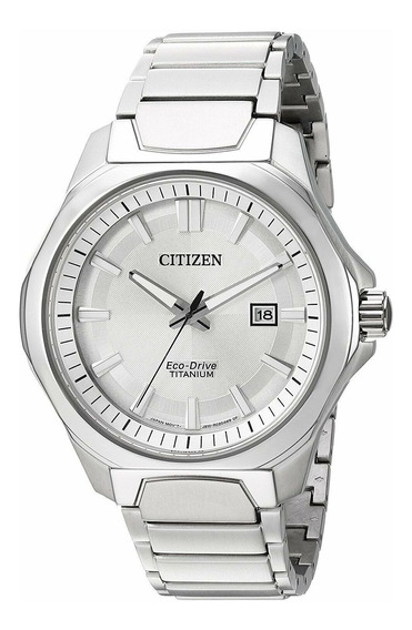 Relógio Masculino Citizen Aw1540-88a Titânio