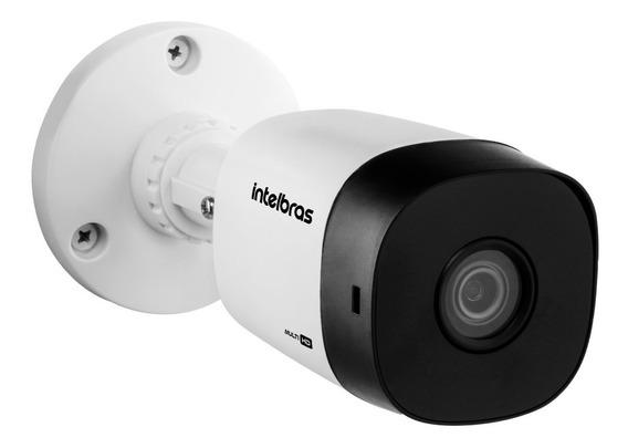 Camera De Segurança Intelbras Externa Infra 10m Vhd 1010 B