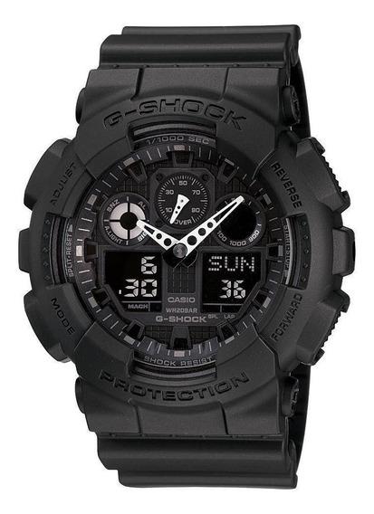Relógio G-shock Ga-100-1a1dr -casio