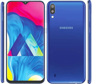 Smartphone Samsung Galaxy M10 32gb Dual Chip Android 8.1