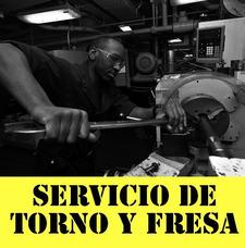 Servicio De Torno Y Fresa