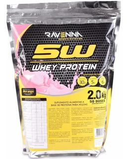 Whey Protein 2kg - Atacado