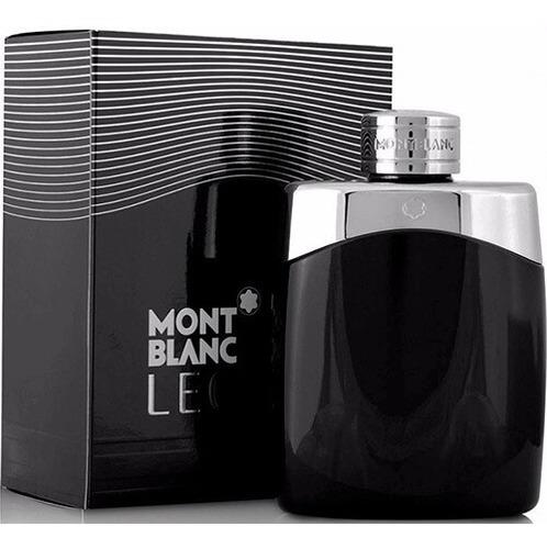 Perfume Mont Blanc Legend Men 100 Ml Or - L a $1850