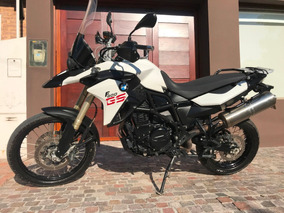 Bmw Gs 800 Color Blanco Y Negro