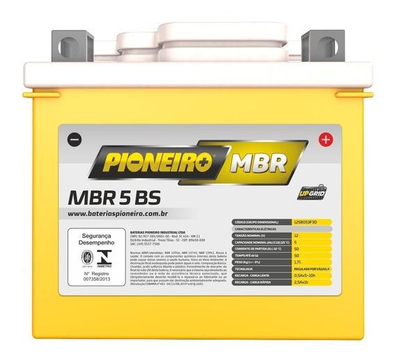 Bateria Moto Biz 125 Cg 125 Cg 150 Titan Nxr 150 Bross Pop