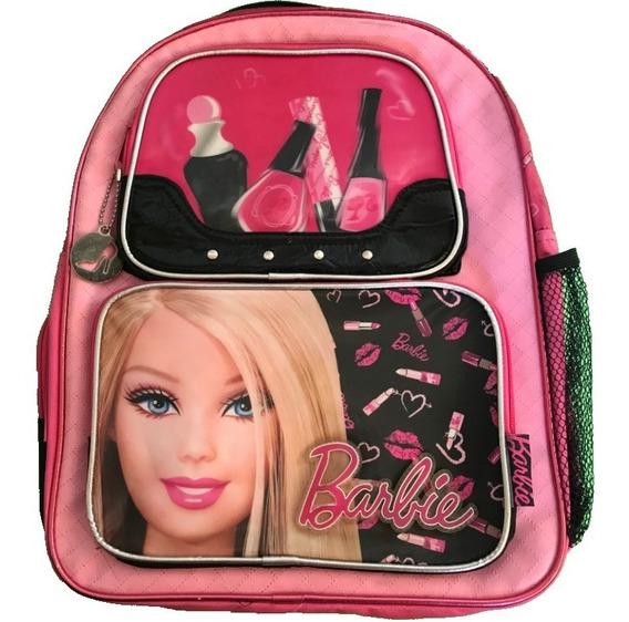 Mochila Infantil Barbie Original Ver Oferta / Open-toys 3
