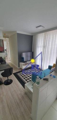 Imagem 1 de 18 de Apartamento Com 2 Dormitórios À Venda, 45 M² Por R$ 510.000,00 - Mooca - São Paulo/sp - Ap4298