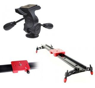 Kit Slider 60cm Con Cabezal Z1