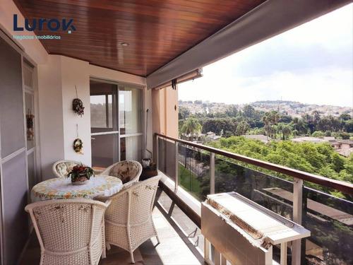 Imagem 1 de 30 de Apartamento 04 Dorms  Jardim Paiquere Valinhos/sp - Ap1849