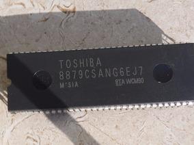 Circuito Integrado Toshiba Microprocessador 8879csang6ej7